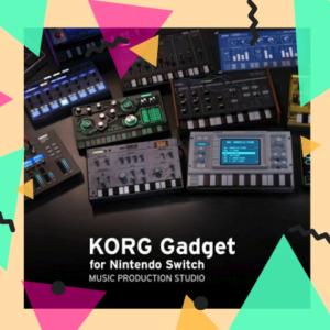 KORG Gadget for Nintendo Switch 記事まとめ
